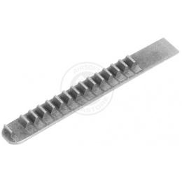 JBU Replacement Steel Piston Gear Teeth - Half Teeth Design