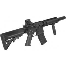415 FPS Airsoft DBoys Full Metal Quad Rail M4 CQB-SD AEG Rifle