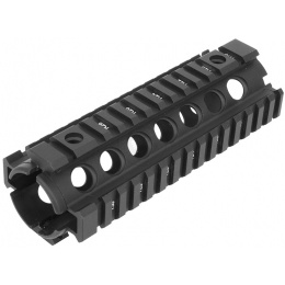 JBU Tactical M4A1 Carbine Length Drop-In Accessory Quad Rail - 6.5