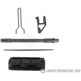 JBU F8R Free Floating M4 CQB Commando Handguard Front Conversion Kit
