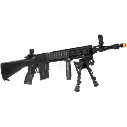 400 FPS Airsoft DBoys Full Metal M16 SPR MK12 Mod. 0 AEG Rifle
