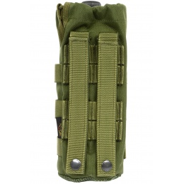 Flyye Industries MOLLE Water Bottle Pouch w/ Drawstring Closure - OD