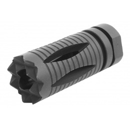 DBoys Steel Tenderizer Flash Hider 14mm CCW Thread M4 / M16 AEG Rifles