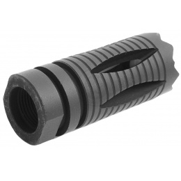 DBoys Steel Tenderizer Flash Hider 14mm CCW Thread M4 / M16 AEG Rifles