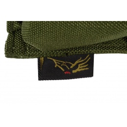 Flyye Industries 1000D MOLLE Single M14 Magazine Pouch - OLIVE DRAB