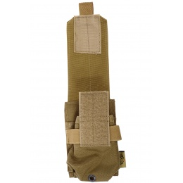 Flyye Industries 1000D MOLLE Single M14 Magazine Pouch - COYOTE BROWN