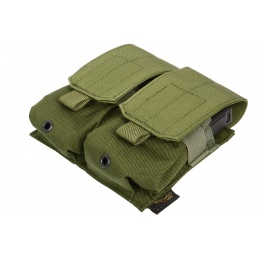 Flyye Industries 1000D MOLLE Double M14 Magazine Pouch - OLIVE DRAB