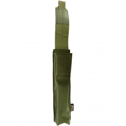 Flyye Industries 1000D Single P90 / UMP 45 Magazine Pouch - OLIVE DRAB