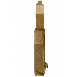 Flyye Industries Airsoft 1000D P90 Magazine Pouch - COYOTE BROWN