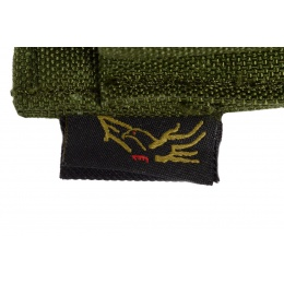 Flyye Industries Airsoft 1000D Cordura Universal Magazine Pouch - OD