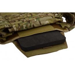 Condor Outdoor Airsoft MOLLE Tactical Vest CIRAS (Crye Multicam)