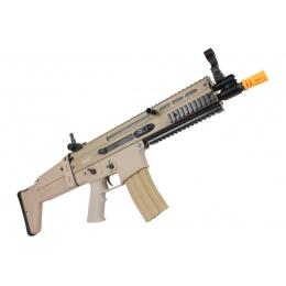 Classic Army FN Herstal Licensed SCAR-L Mod 0 Airsoft AEG Rifle - TAN
