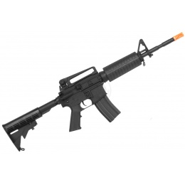 370 FPS CYMA M4A1 Full Metal Gearbox Automatic AEG Airsoft Carbine