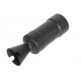 CYMA Full Metal AK-74UN CM035 Series Flash Hider - 14mm CCW