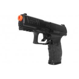 Umarex Licensed Airsoft Walther PPQ Spring Pistol - BLACK