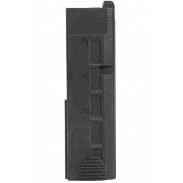 KWA Airsoft 20rd KMP9 Gas Blowback SMG Magazine - For the KWA KMP9 SMG