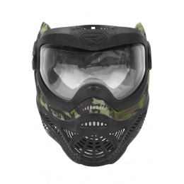 Dye Precision PROTO Switch FS Airsoft Full Face Mask - CAMO