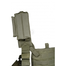 Condor Shock Stop #MA80 for MOLLE Chest Rigs / Plate Carriers - OD