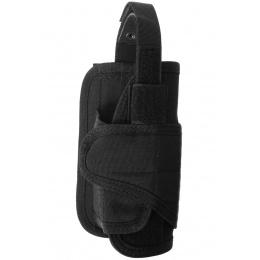 Condor Outdoor Tactical MOLLE VT Holster w/ Wrap-Around Design - BLACK