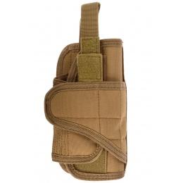 Condor Outdoor Tactical MOLLE VT Holster w/ Wrap-Around Design - TAN