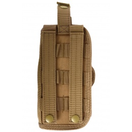 Condor Outdoor Tactical MOLLE VT Holster w/ Wrap-Around Design - TAN