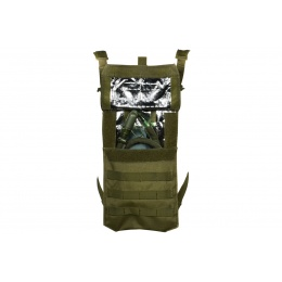 Condor Outdoor Hydration Oasis Carrier w/ Hydration Bladder - OD GREEN