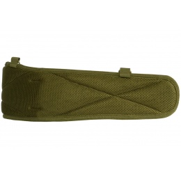 Condor Outdoor Airsoft MOLLE Battle Belt w/ Lumbar Support - OD GREEN