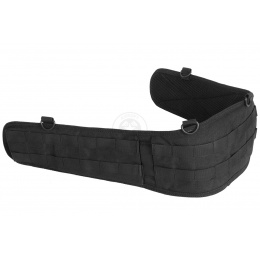 Condor Outdoor Gen 2 MOLLE Battle Belt #241 w/ Lumbar Support - BLACK