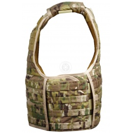 Condor Outdoor Quick Release Plate Carrier w/ MOLLE Webbing - MULTICAM