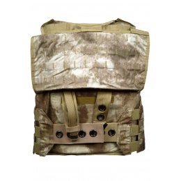 Condor Outdoor Quick Release Plate Carrier w/ MOLLE Webbing - A-TACS