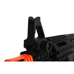 A&K M4 Stubby CQB AEG Rifle w/ Crane Stock - Full Metal Gearbox