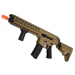 Echo1 Licensed Robinson Armament XCR-L Airsoft AEG Rifle - DESERT TAN
