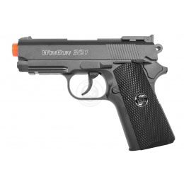 WG Airsoft Full Metal 1911 ACP CO2 Non Blowback Pistol w/ Railed Frame