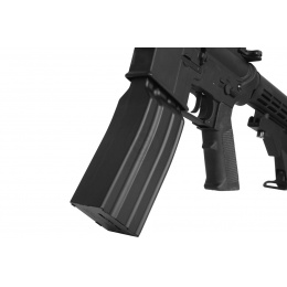 Echo1 850rd High Capacity FAT Magazine for M4 / M16 AEG Rifles - BLACK