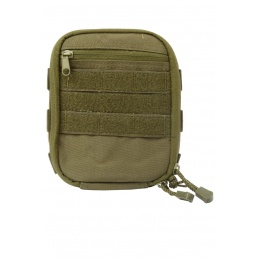 Condor Outdoor Tactical MA64 Side Kick MOLLE Utility Pouch - OD