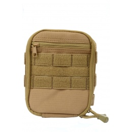 Condor Outdoor Tactical MA64 Side Kick MOLLE Utility Pouch - TAN