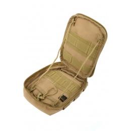 Condor Outdoor Tactical MA64 Side Kick MOLLE Utility Pouch - TAN