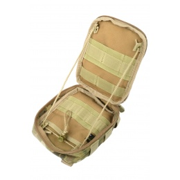 Condor Outdoor Tactical MA64 Side Kick MOLLE Utility Pouch - GENUINE MULTICAM