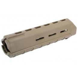 Magpul PTS MOE Hand Guard, Mid Length for M16 AEG Rifles - DARK EARTH