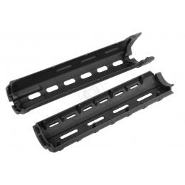 Magpul PTS MOE Hand Guard, Mid Length for M16 AEG / GBB Rifles - BLACK