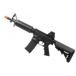 KWA KM4 Commando Full Metal Airsoft M4 AEG Rifle w/ Crane Stock