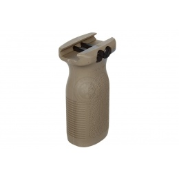 Magpul PTS RVG Airsoft Rail Vertical Grip - DARK EARTH