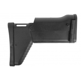 DBoys M4-TDW / MK16 Replacement Tactical Rear Stock - Black
