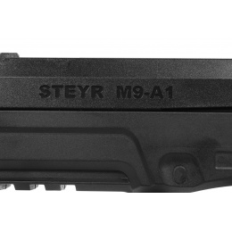 ASG Licensed Steyr M9-A1 Airsoft CO2 Pistol w/ Picatinny Rail