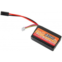 VB-Power 11.1V 1300 mAh 20C / 40C LiPo Airsoft AEG PEQ Battery