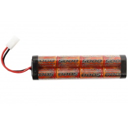 VB-Power Airsoft 9.6V NiMH Large AEG Battery - 5000 MAH MONSTER