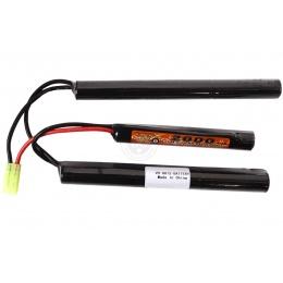 VB-Power 9.6V Ni-MH Slim Crane Stock Type AEG Battery - 2000 MAH