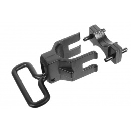 APS Airsoft L-Sling Mount for Standard M4 / M16 Outer Barrels
