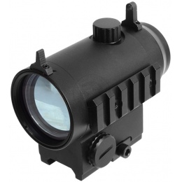 NcStar Red/Green Dot Combat Reflex Sight w/ Exterior Rail - DCRS142
