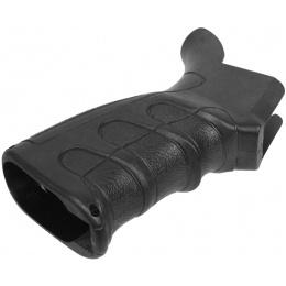 Element Airsoft G16 Slim Ergonomic  M4 / M16 AEG Motor Grip - BLACK